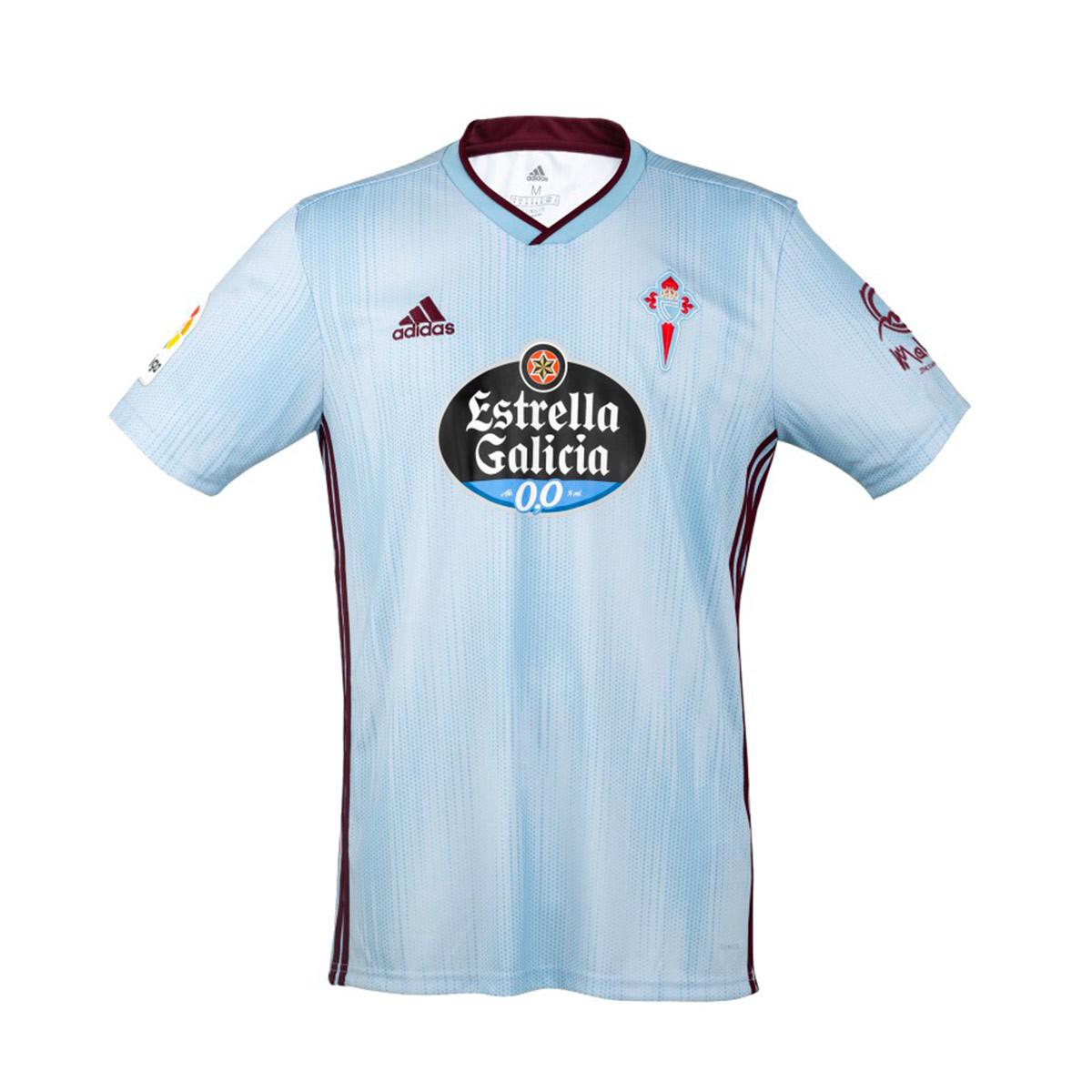 adidas Celta de Vigo Camiseta de Equipaci/ón Ni/ños