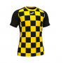 Flag II m/c Black-Yellow