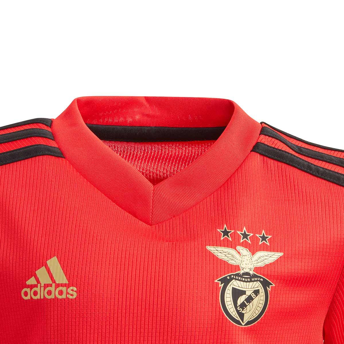 tono Mínimo maldición  Conjunto adidas SL Benfica Primera Equipación 2020-2021 Niño Benfica  red-Matte gold-Black-White - Tienda de fútbol Fútbol Emotion