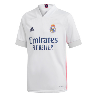 adidas Real Madrid Home Jersey 2020-2021 Jersey