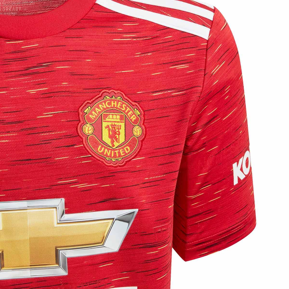 14+ Maglia Portiere Manchester United 2021