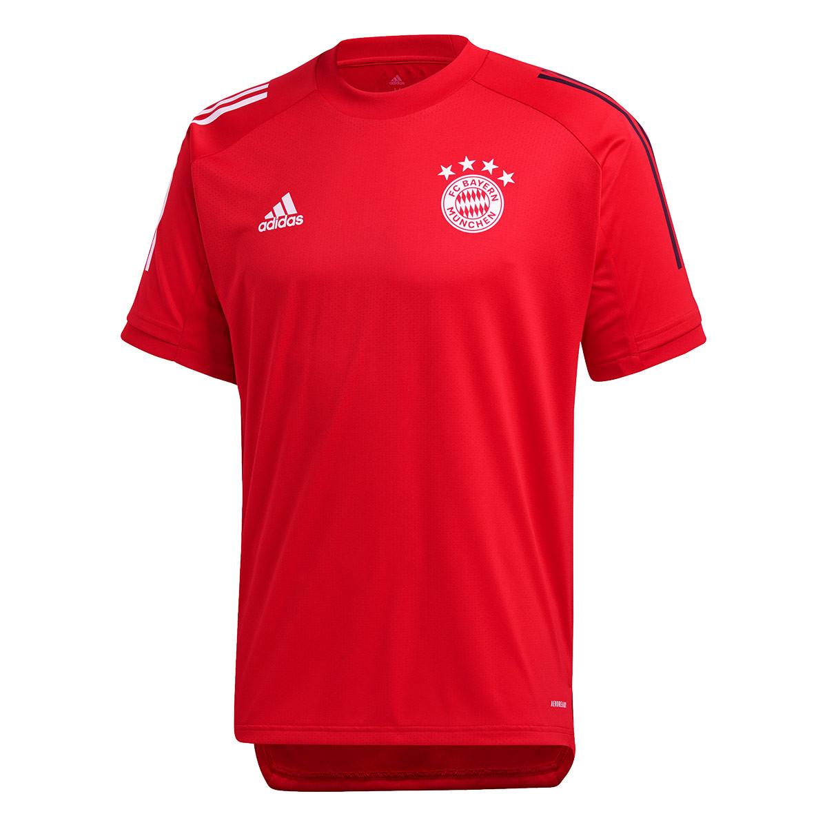 adidas FC Bayern Munich Training 2020-2021 Jersey