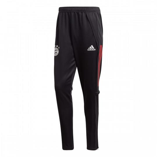Pantaloni lunghi adidas FC Bayern Munich Training 2020-2021 Black-True red