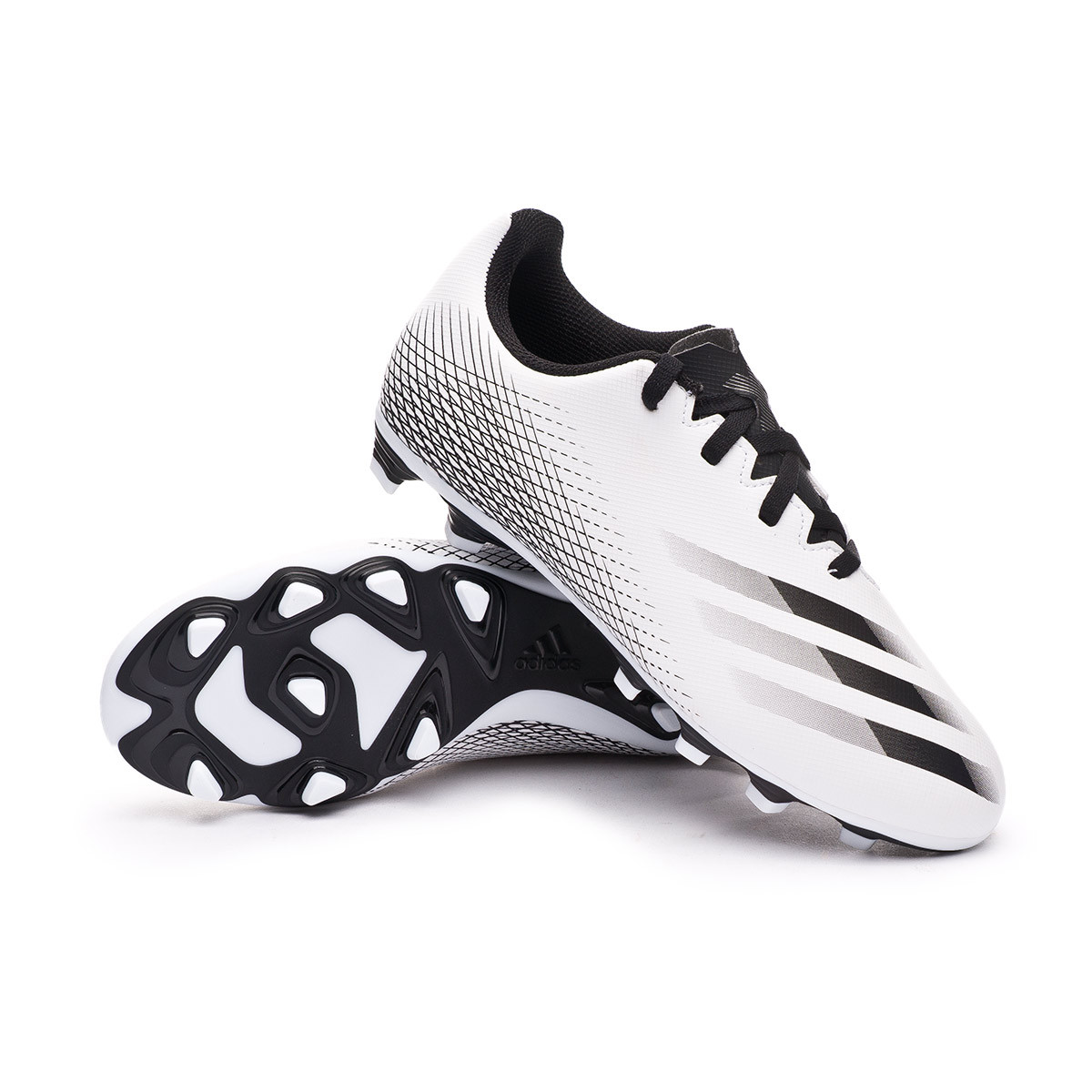 adidas X Ghosted.4 FxG Kids Football Boots