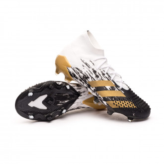 Predator Mutator 20.1 FG White-Gold metallic-Core black