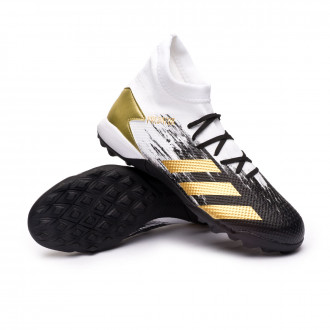 Predator 20.3 Turf White-Gold metallic-Core black