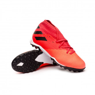Nemeziz 19.3 Turf Signal coral-Core black-Glory red