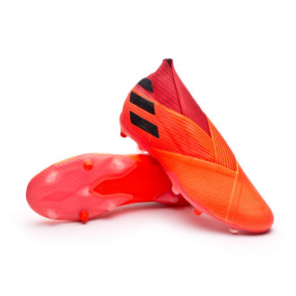 Nemeziz 19+ FG Enfant Signal coral-Core black-Glory red