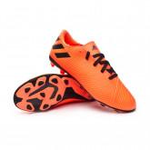 Chaussure de foot Nemeziz 19.4 FxG Enfant Signal coral-Core black-Solar red