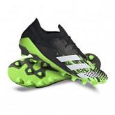 Zapatos de fútbol Predator Mutator 20.1 L AG Signal green-White-Core black