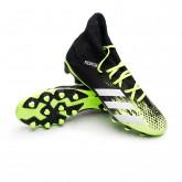 Zapatos de fútbol Predator 20.3 MG Signal green-White-Core black