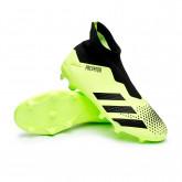Zapatos de fútbol Predator 20.3 LL FG Signal green-Core black