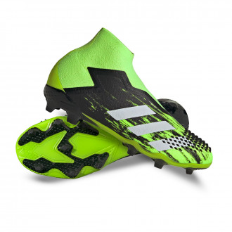 Predator Mutator 20+ FG Niño Signal green-White-Core black