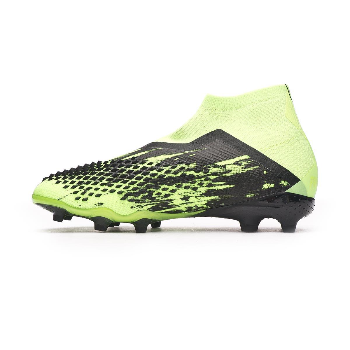Perca abolir Deformación  Football Boots adidas Kids Predator Mutator 20+ FG Signal green-White-Core  black - Football store Fútbol Emotion