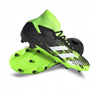 Predator Mutator 20.1 FG Niño Signal green-White-Core black