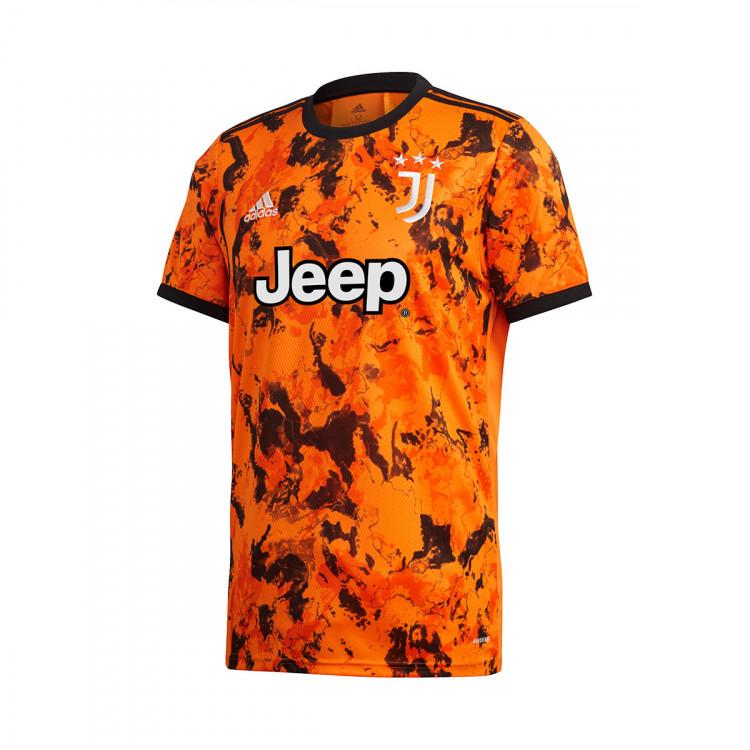Jersey adidas Juventus 2020-2021 Third Bahia orange - Fútbol Emotion