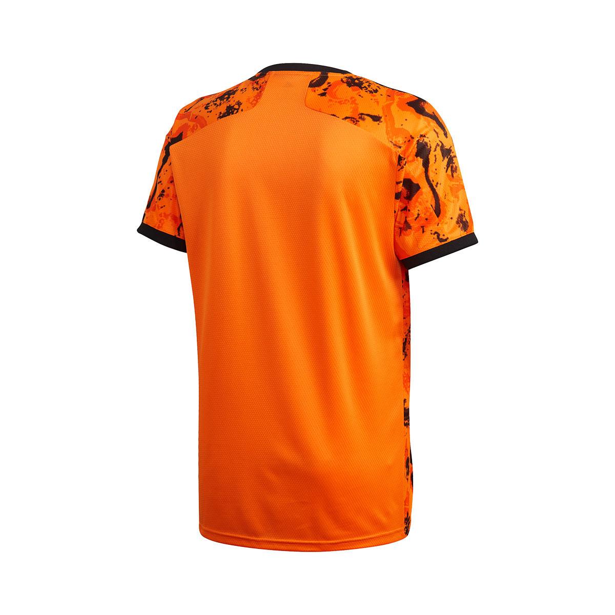 Jersey Adidas Juventus 2020 2021 Third Bahia Orange Football Store Futbol Emotion