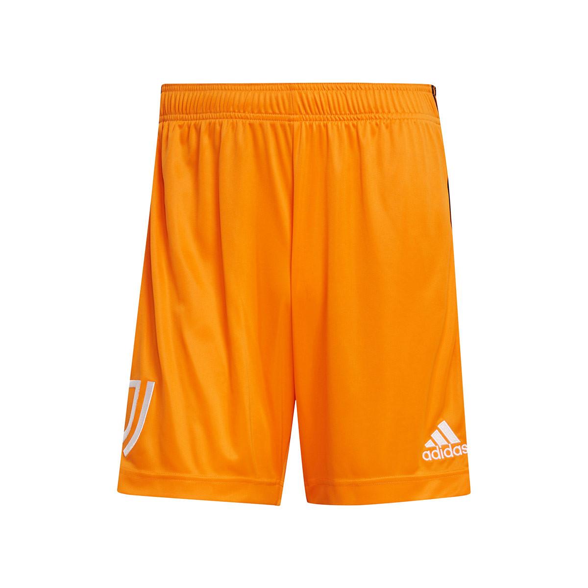 shorts adidas juventus 2020 2021 third bahia orange black football store futbol emotion futbol emotion