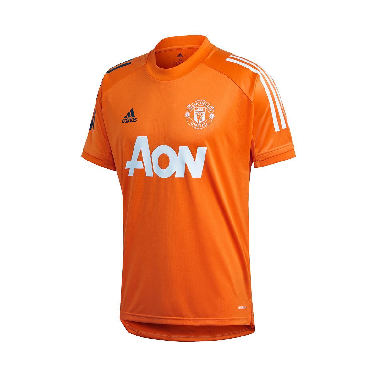adidas Manchester United FC training 2020-2021 Jersey