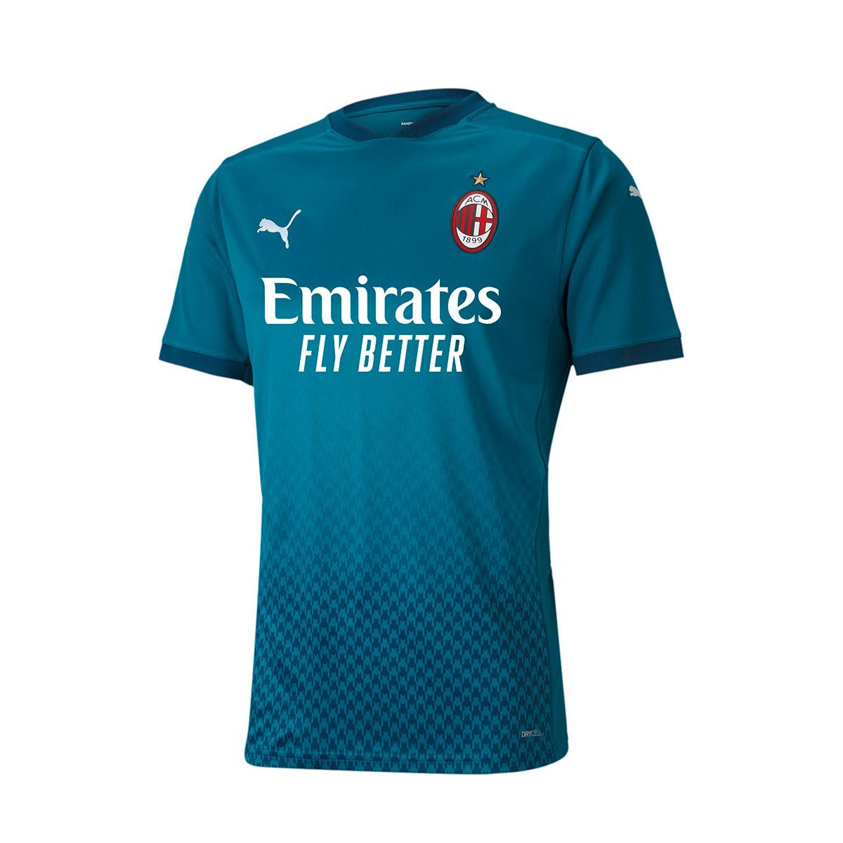 Maglia Puma AC Milan Tercera Equipación 2020-2021