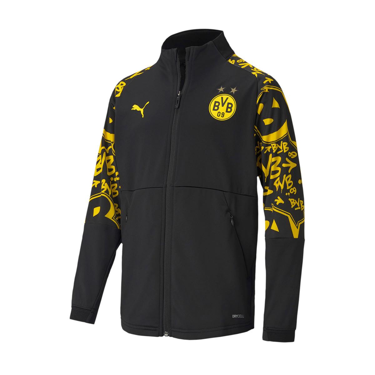 Giacca Puma BVB Borussia Dortmund Stadium 2020-2021 Bambino