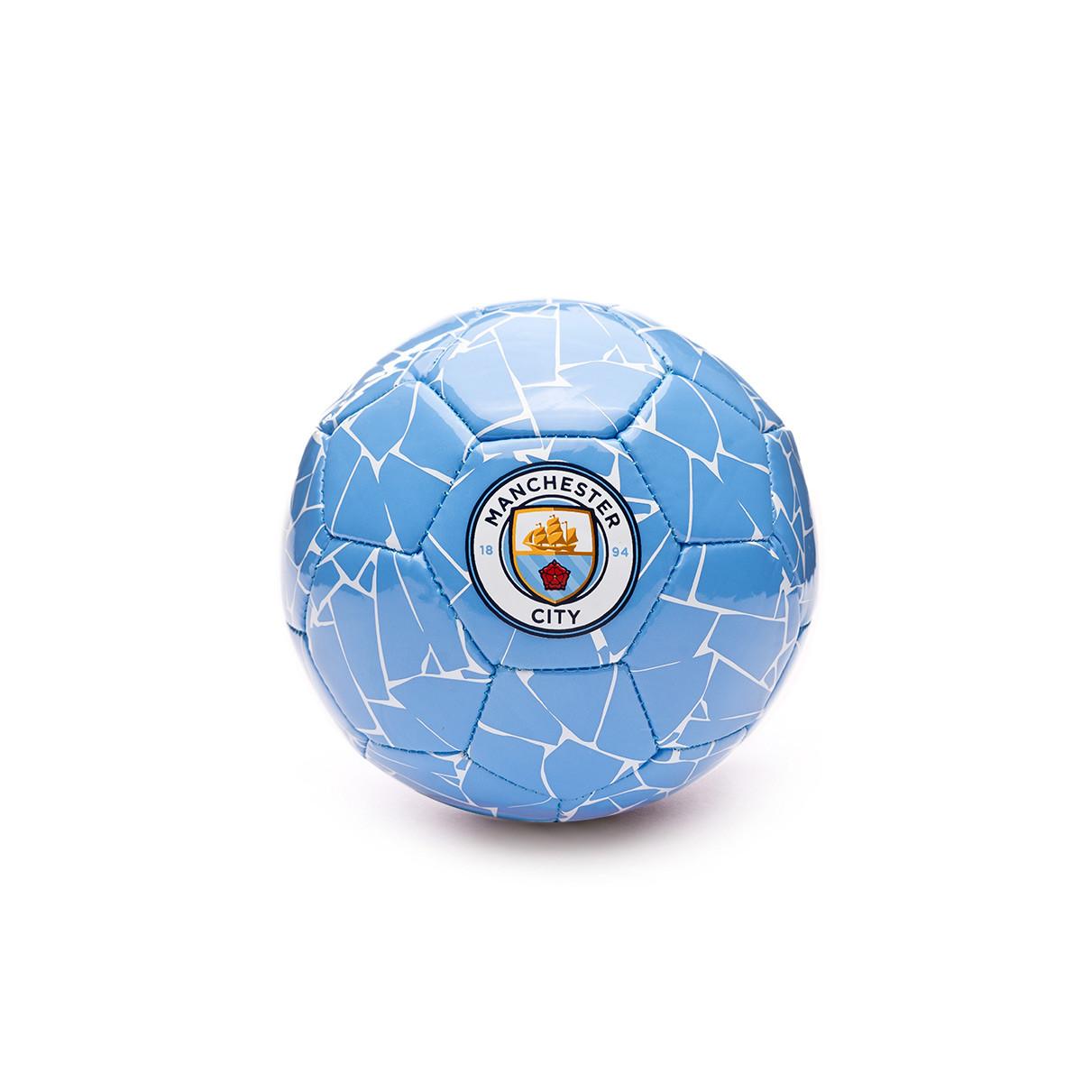 Ball Puma Mini Manchester City Fc Ftblcore Fan 2020 2021 Team Light Blue Peacoat Futbol Emotion