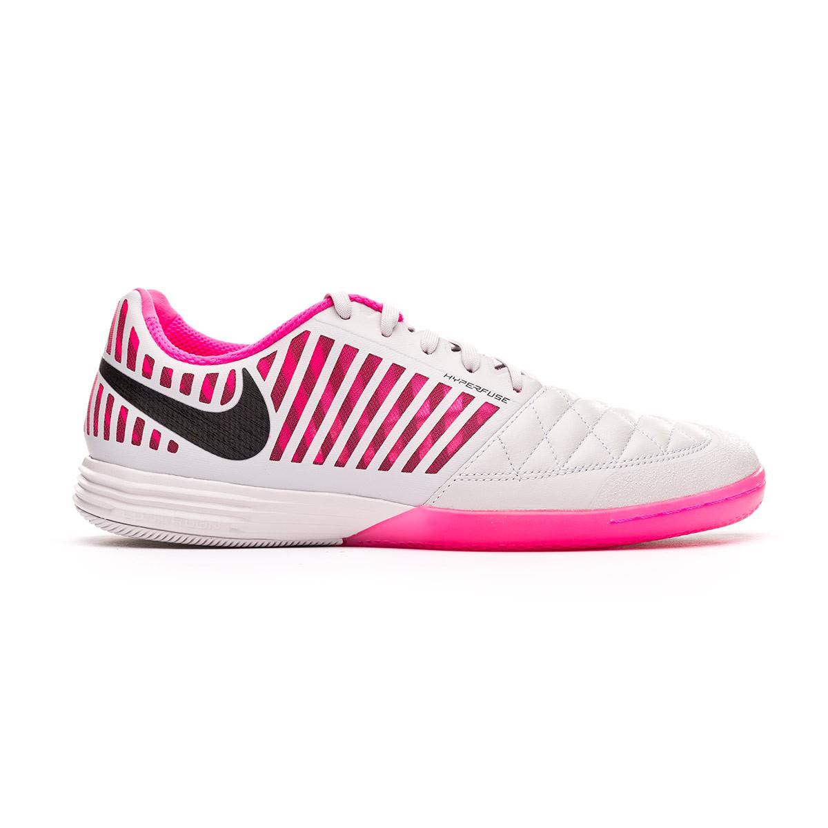 Escándalo guirnalda Hacer bien  Zapatilla Nike Lunar Gato II Vast grey-Black-Pink blast - Tienda de fútbol  Fútbol Emotion