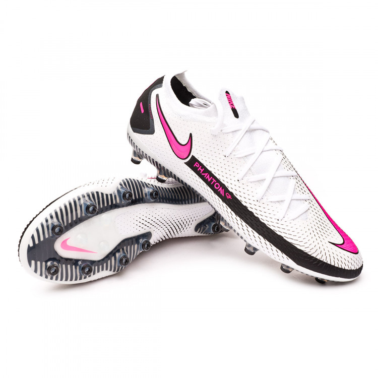 ozono Dureza Incorporar  Football Boots Nike Phantom GT Elite AG-PRO White-Pink blast-Black -  Football store Fútbol Emotion