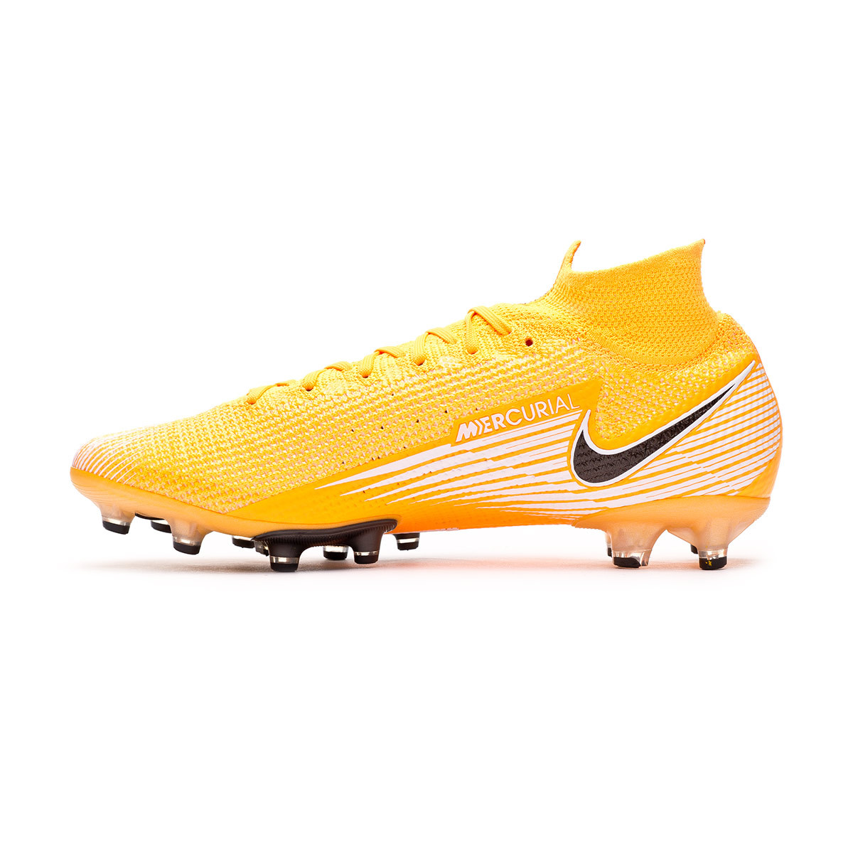 Sinis a pesar de fantasma  Football Boots Nike Mercurial Superfly VII Elite AG-PRO Laser  orange-Black-White-Laser orange - Football store Fútbol Emotion