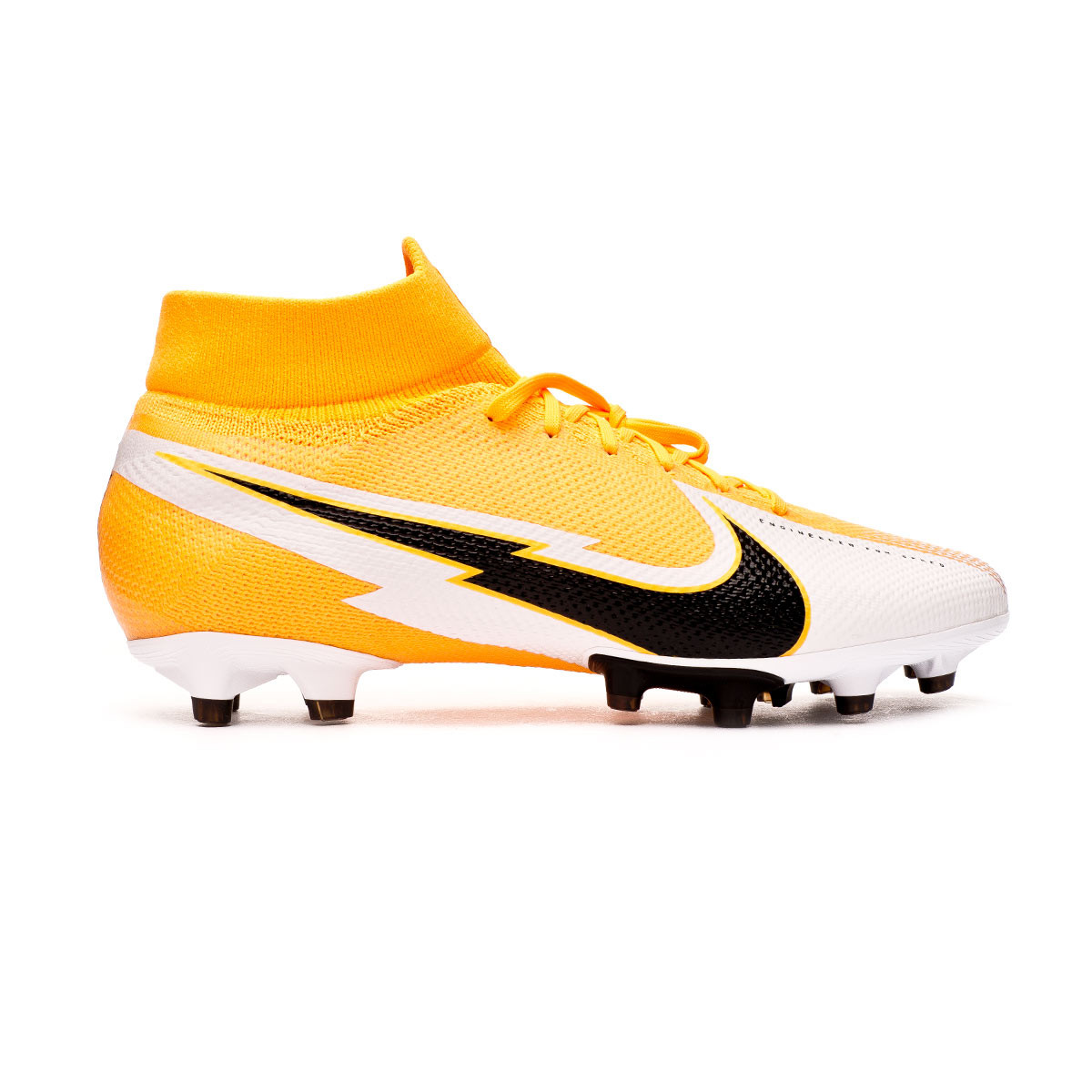Sufijo eficacia Canguro  Bota de fútbol Nike Mercurial Superfly VII Pro AG-PRO Laser  orange-Black-White-Laser orange - Tienda de fútbol Fútbol Emotion