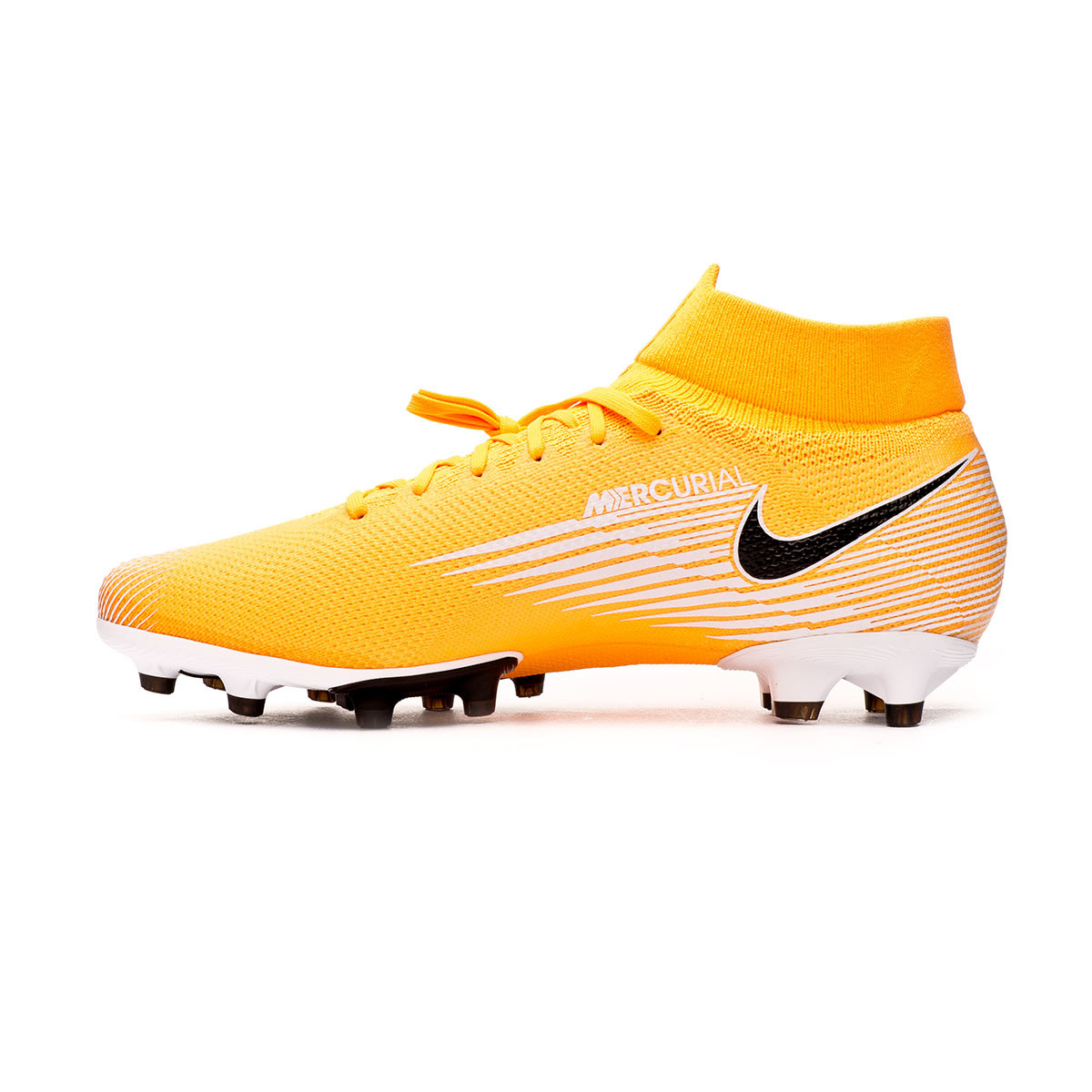 desarrollando partido Republicano hoy  Football Boots Nike Mercurial Superfly VII Pro AG-PRO Laser  orange-Black-White-Laser orange - Football store Fútbol Emotion