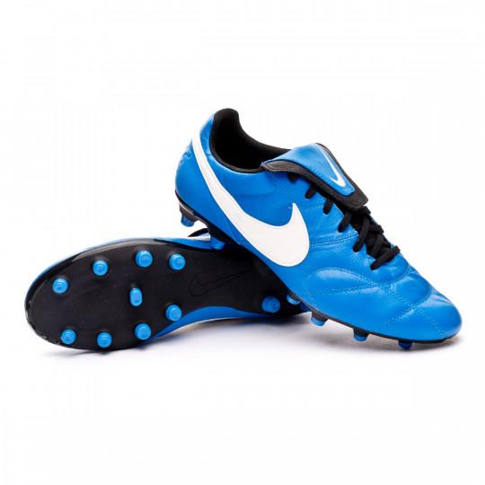 umgeben Gerangel Berechnung  Football Boots Nike Tiempo Premier II FG Light photo blue-Sail-Black -  Football store Fútbol Emotion