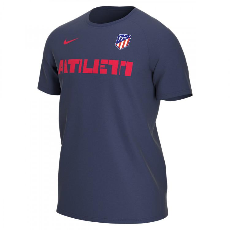 Atlético de Madrid Dri-Fit Core Match 2020-2021 Midnight navy