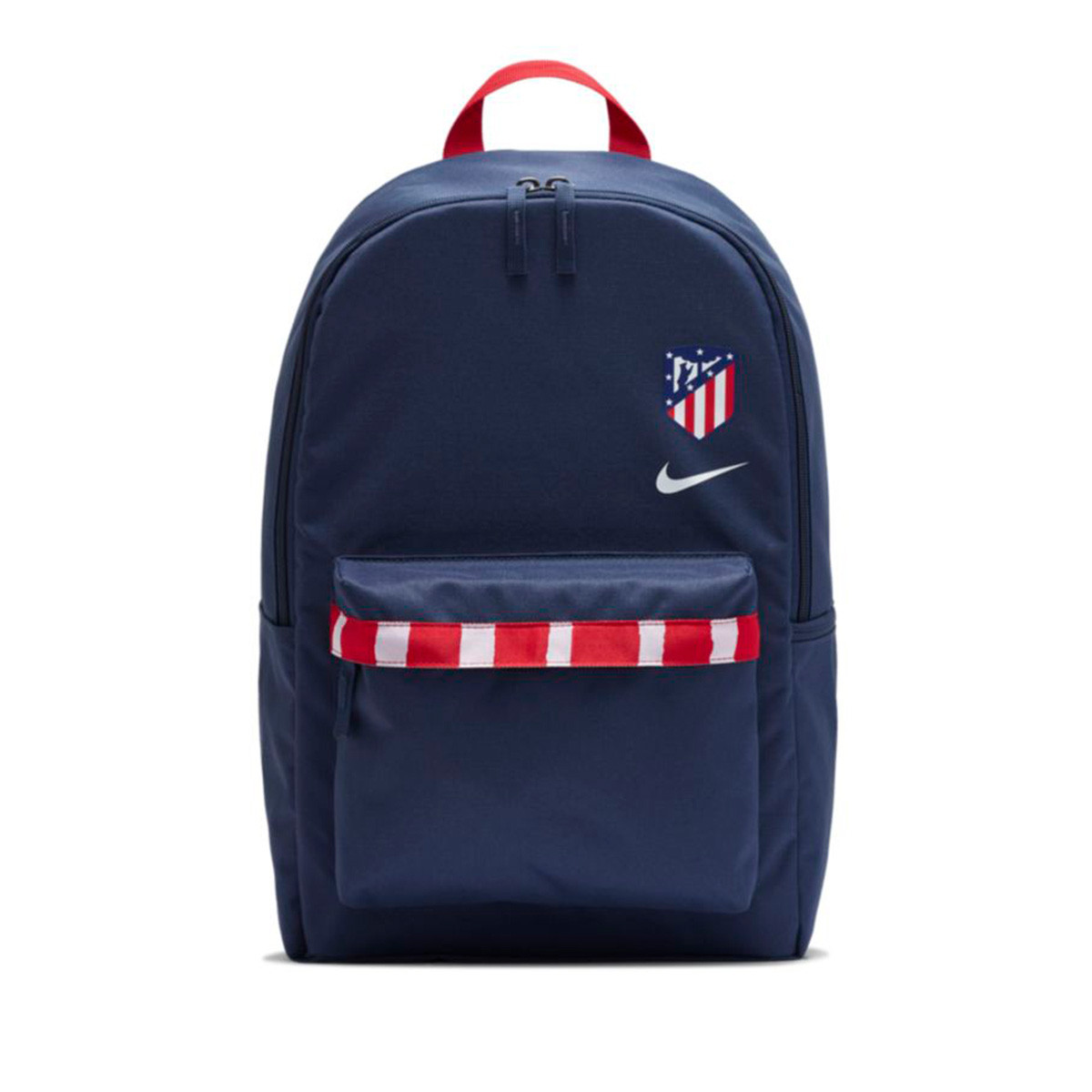 estimular solo oportunidad  Mochila Nike Atlético de Madrid Stadium 2020-2021 Midnight navy-Sport  red-White - Tienda de fútbol Fútbol Emotion