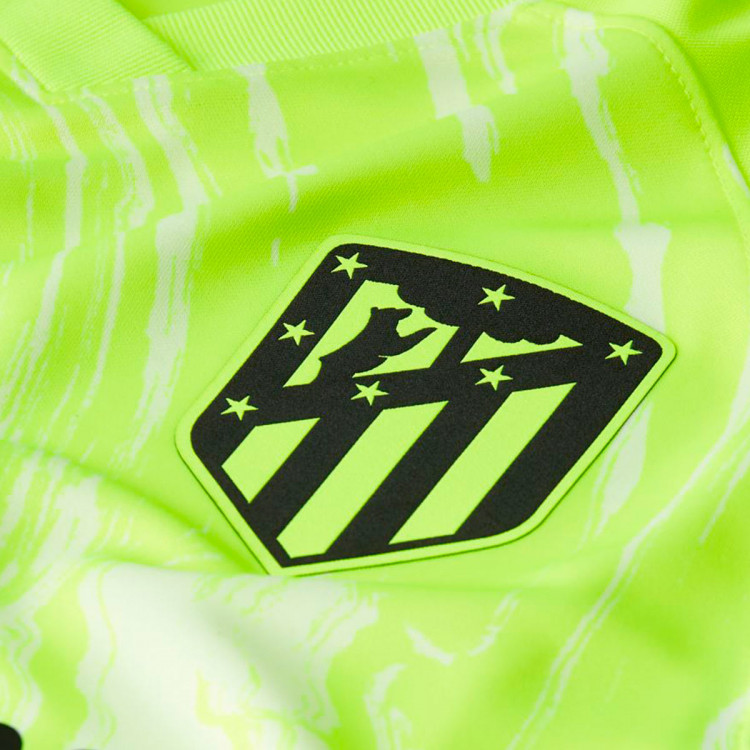 Nike Kids Atlético de Madrid StadiumThird Jersey 2020-2021 Jersey