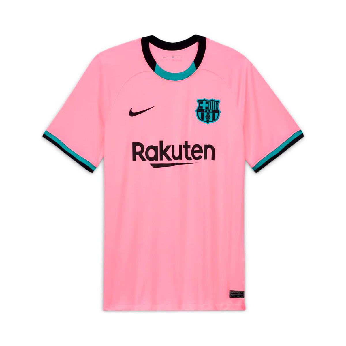 jersey nike fc barcelona stadium tercera equipacion 2020 2021 pink beam black football store futbol emotion nike fc barcelona stadium tercera equipacion 2020 2021 jersey