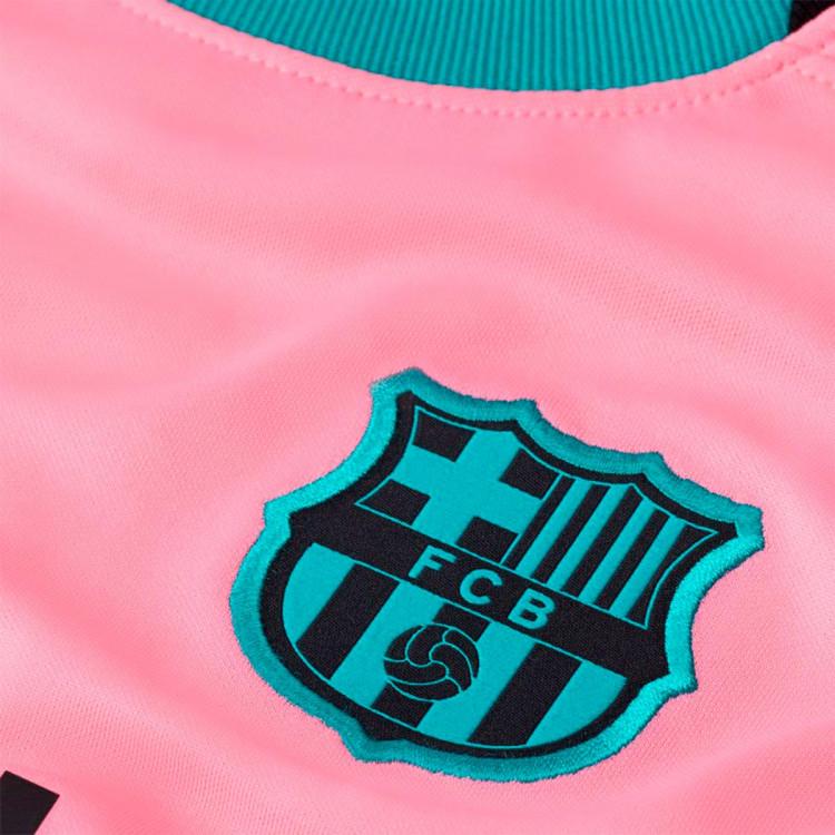 Nike Kids FC Barcelona Stadium Third Jersey 2020-2021 Jersey