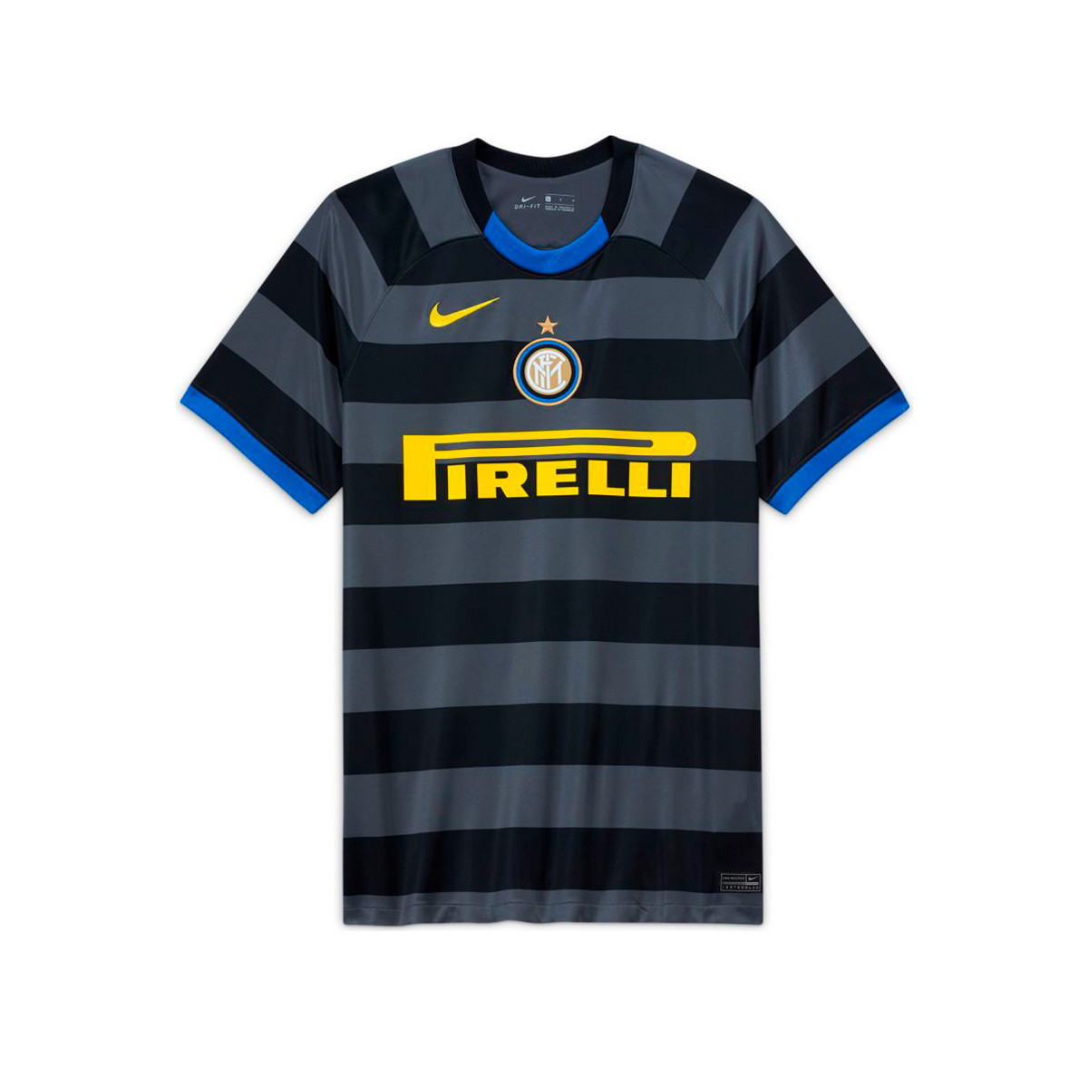 Maglia Nike Inter Milan Stadium Tercera Equipación 2020-2021