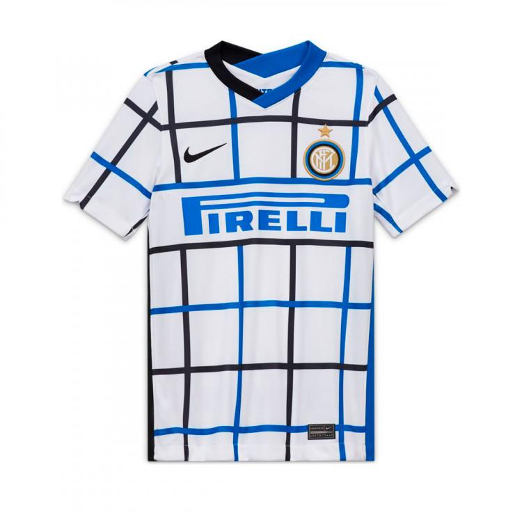 Nike Kids Inter Milan Stadium Away Jersey 2020-2021 Jersey