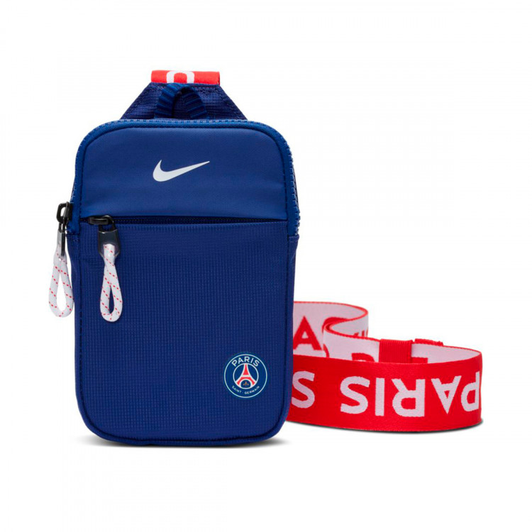Shoulder Bag Nike Paris Saint Germain Stadium Smit 2020 2021 Deep Royal Blue University Red White Football Store Futbol Emotion