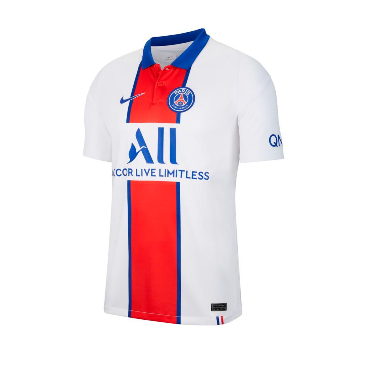 Nike Paris Saint-Germain Stadium Away Jersey 2020-2021 Jersey