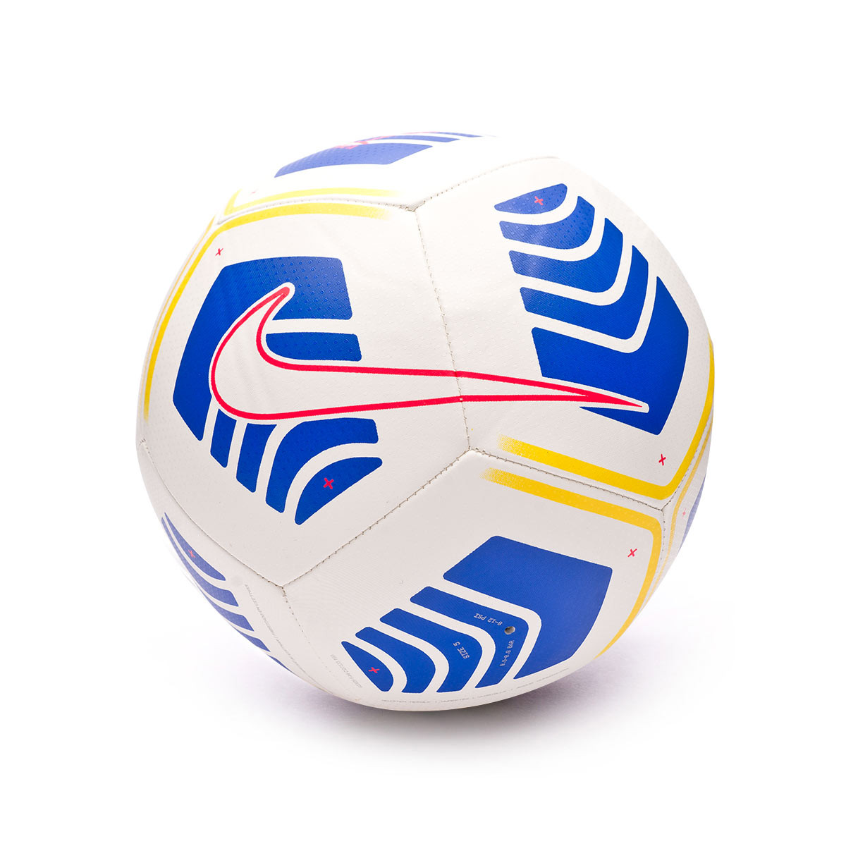 Ball Nike Serie A Pitch 2020 2021 White Racer Blue Black White Football Store Futbol Emotion
