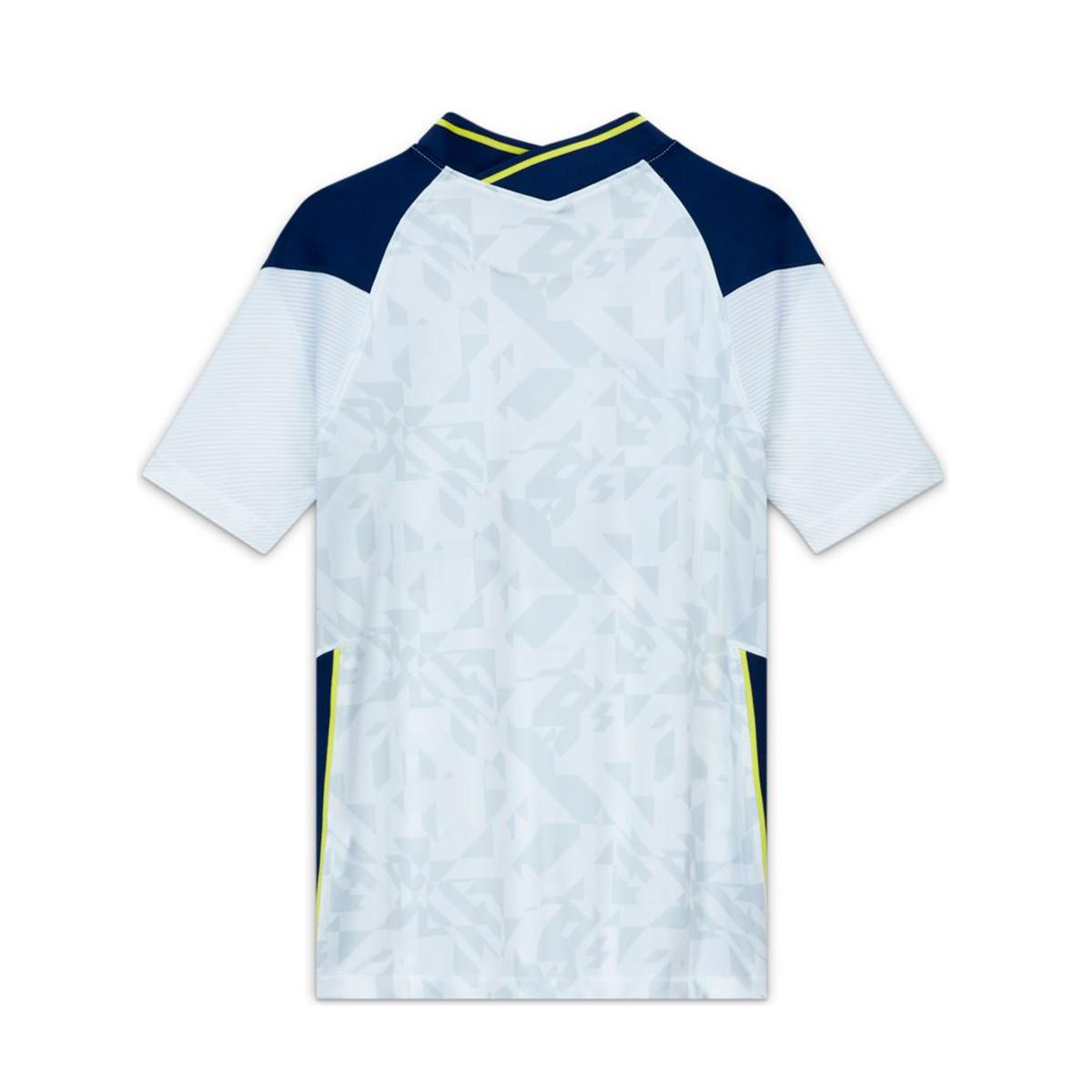 Jersey Nike Tottenham Hotspur Fc Stadium Primera Equipacion 2020 2021 Nino White Binary Blue Football Store Futbol Emotion