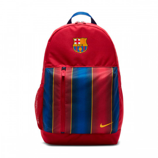 Mochila Nike FC Barcelona Stadium 2020 2021 Niño Noble red Loyal blue Varsity maize