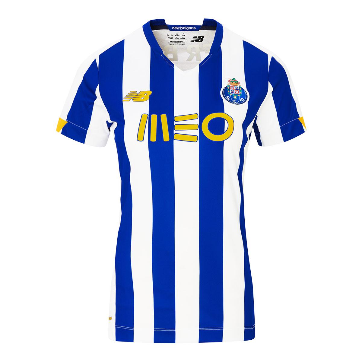 Maglia New Balance FC Porto Primera Equipación 2020-2021 Mujer
