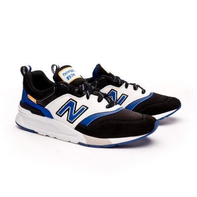 new balance 997h blanc bleu