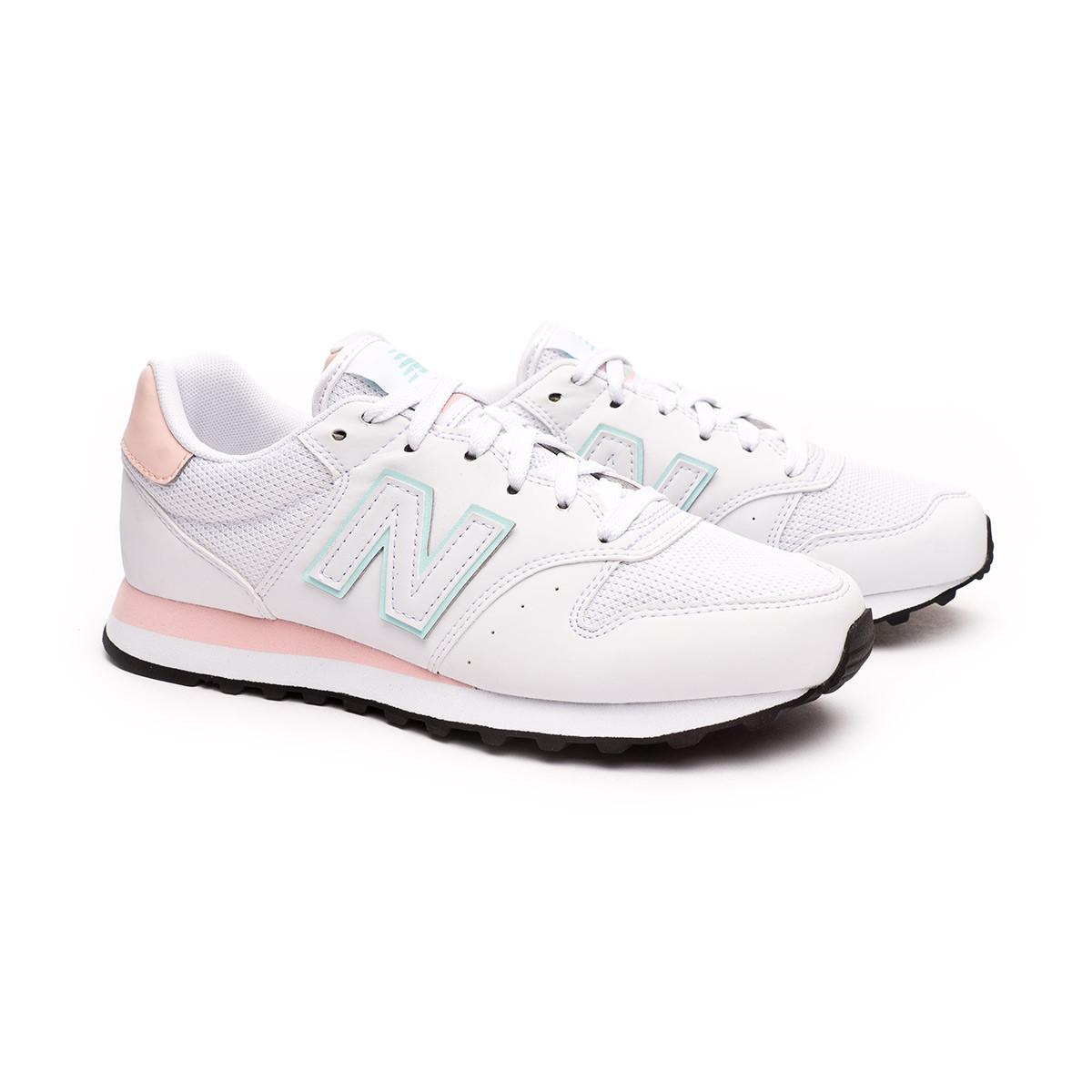 zapatillas new balance blanco