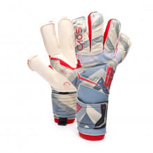 Guanti Caos Pro Duo Grey-Red
