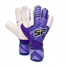 Guante Valor 99 RL Training Protect Purple-White
