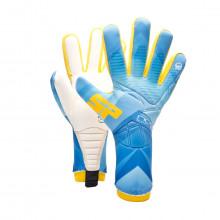 Guanti No Goal Zero Pro Blue-Yellow